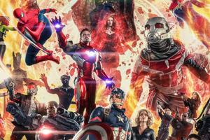 Avengers Infinity War Cosplay 4k