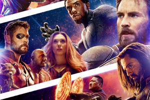 Avengers Infinity War Exclusive Poster 2018