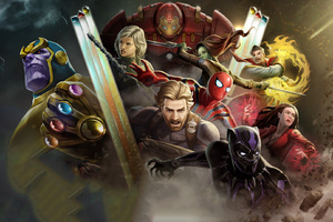 Avengers Infinity War Marvel Contest Of Champions