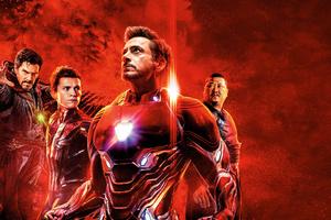 Avengers Infinity War Reality Stone Poster 8k Wallpaper