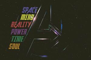 Avengers Infinity War Stone Names