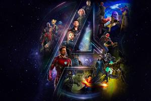 Avengers Infinty War 2018 HD