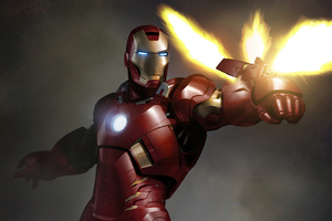 Avengers Iron Man Wallpaper