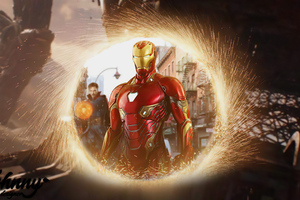 Avengers Iron Man 2020 4k Wallpaper