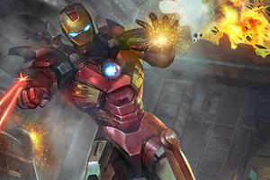 Avengers Ironman Wallpaper
