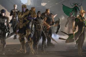 Avengers Mcu Villains
