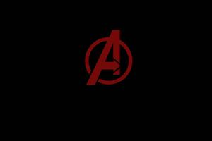 Avengers Minimal Logo