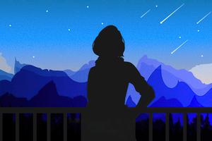 Awakening Stars 5k Wallpaper