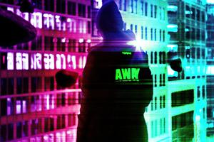 Away From Cyber World 4k Wallpaper