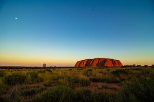Ayers Rock Australia 5k
