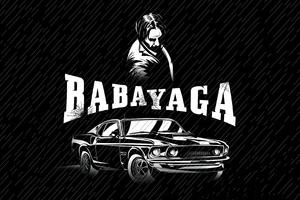 Baba Yaga 4k Wallpaper
