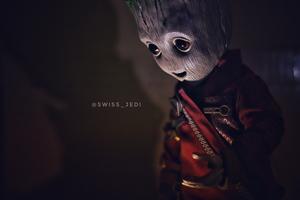 Baby Groot 5k New