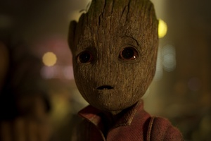 Baby Groot Guardians of the Galaxy Vol 2 HD Wallpaper
