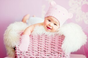 Baby Laughing Cute Wallpaper