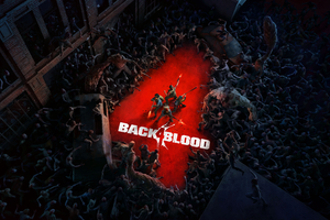 Back 4 Blood Wallpaper