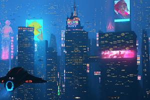 Back Home Scifi 4k Wallpaper