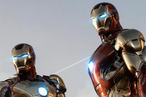 Bad Boys Aka Iron Man 5k Wallpaper