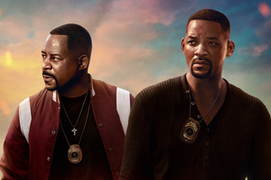 Bad Boys For Life 2020 Movie Wallpaper
