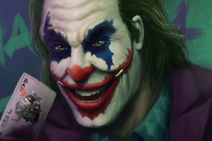 Bad Joker 4k Wallpaper