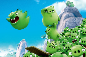 Bad Piggies Angry Birds