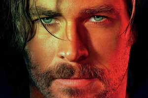 Bad Times At The El Royale Movie 4k Chris Hemsworth Wallpaper
