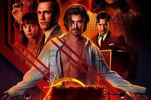Bad Times At The El Royale Movie 8k Wallpaper