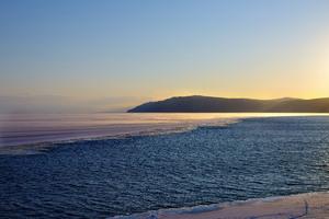 Baikal Lake 8k