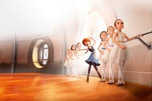 Ballerina 8k Wallpaper