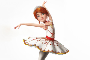 Ballerina Animated Movie