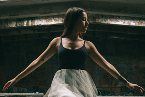 Ballerina Dancer Hd Wallpaper