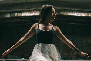 Ballerina Dancer Hd