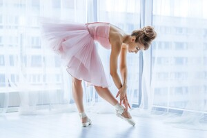 Ballerina Dancer Wallpaper