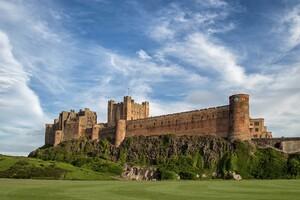 Bamburgh Castle Wallpaper
