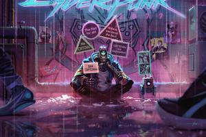 Ban Captchas Protest By Robots 4k Wallpaper