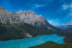 Banff National Park Canada 5k Wallpaper