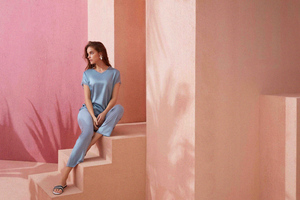 Barbara Palvin Aimer SS 2019 4k Wallpaper