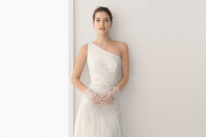 Barbara Palvin For Rosa Clara Bridal Collection