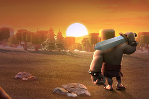 Barbarians Clash Of Clans