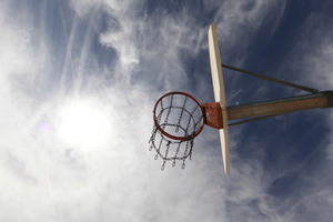Basketball Basket 4k
