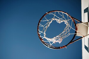 Basketball Ring Wallpaper