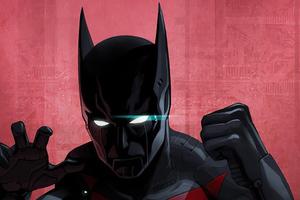 Bat Beyond 4k