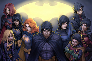 Bat Family Unmasked