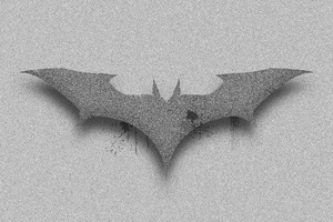 Bat Logo 8k Wallpaper