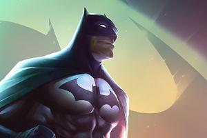 Bat Man Bat Logo