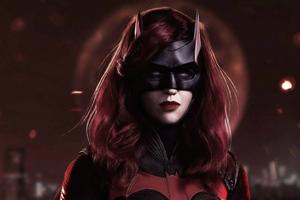Bat Woman 4k