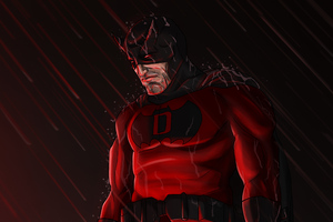Batdevil Digital Art