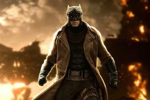 Batfleck The Knightmares Batman
