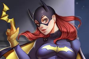 Batgirl 2020 4k Wallpaper