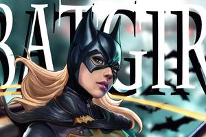 Batgirl 2020 Art 4k