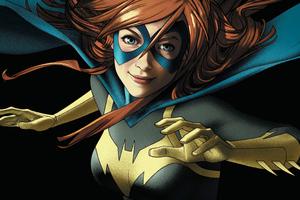 Batgirl 2020 Artwork Wallpaper
